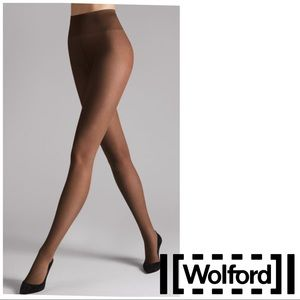 Wolford Brown Tights